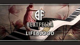 "Emotional Love Instrumental/Sad Piano Beat | ""Lifeblood"" by Beatfella"