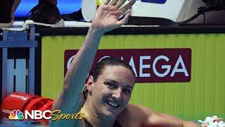 Katinka Hosszu hangs on for 200 IM | World Swimming Championships 2019 | NBC Sports