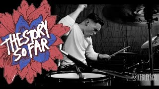"""THE STORY SO FAR   """"Nerve""""   Drum Cover   2016"""