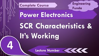 SCR characteristics and its working (working, characteristics, Structure, Modes, Operation, Basics)