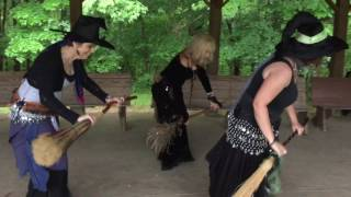 PUF 2017 Witch Dance