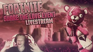 💓 Verbreite die Liebe EVENT 💓 | Fortnite Battle Royale | German |🐉DeathDragons🐉