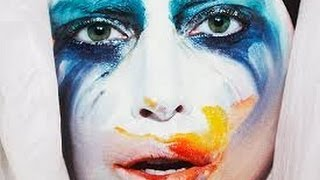 Lady Gaga - Aplausos (Audio Oficial)
