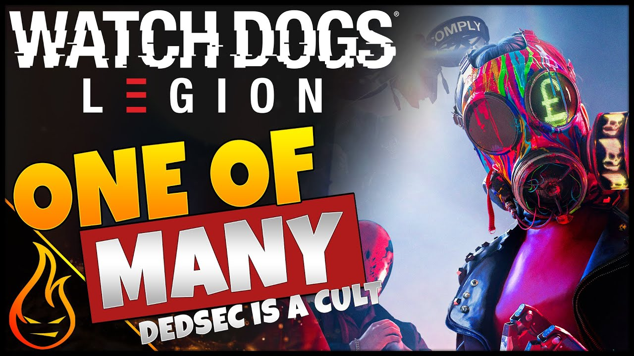 Firespark81 - I Don't Know What To Make A Video About So I'm Streaming Watch Dogs Legion
