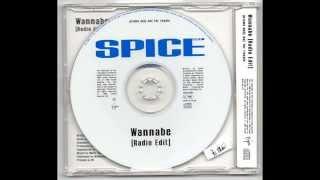 Spice Girls - Wannabe (CHR Intro Radio Edit) HQ
