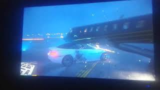 Scène fast & furious GTA V la mort de bryan