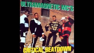 Ultramagnetic MC's - Feelin' It
