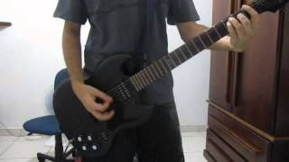 Bad Religion - Wrong Way Kids ( guitar COVER ) Jp