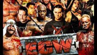Original/Old ECW Theme Song