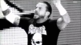 CM Punk new theme song+titantron 2013