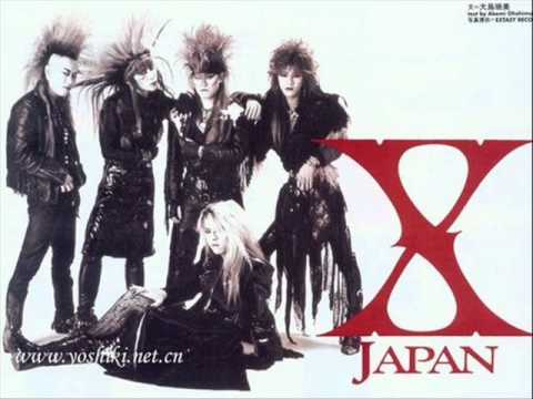 Ill Kill You de X Japan Letra y Video
