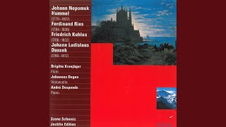 Adagio, Variations and Rondo on a Russian Theme, Op. 78: Introduktion. Cantabile