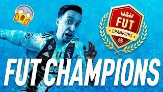 🔴 FUT CHAMPIONS Y RECOMPENSAS DE SQUAD BATTLES | FIFA 19