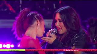 Demi Lovato - Cool for the Summer (Live at Premios Telehit 2017) - November 8