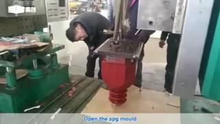 Prdocution of 35 KV voltage transformer