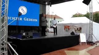 Dénes Sándor ünnepi köszöntője Nagykanizsán az egészség napján