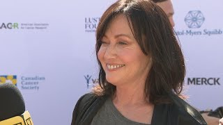 Shannen Doherty Surprises New 'Charmed' Cast With Her Blessing on the Reboot (Exclusive)