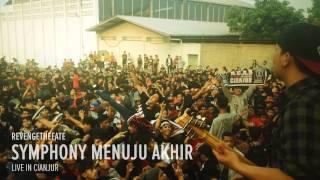 REVENGE THE FATE - SYMPHONY MENUJU AKHIR (Live in Cianjur)