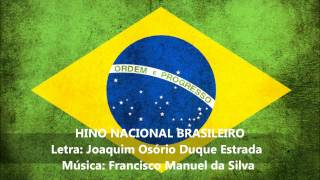 Hino Nacional Brasileiro Oficial - Coral do Exército Brasileiro  ( The Brazilian National Anthem )