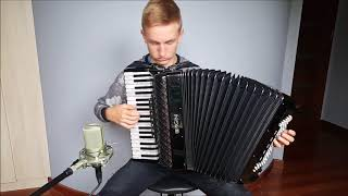 Michael Jackson - Billie Jean (accordion)
