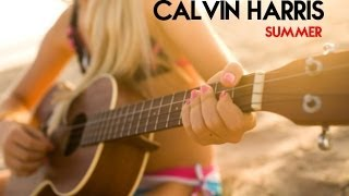 Calvin Harris - Summer ( Remix ) Guitar