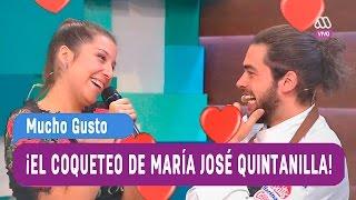 El coqueteo de María José Quintanilla presentado por Clorox - Mucho Gusto 2017