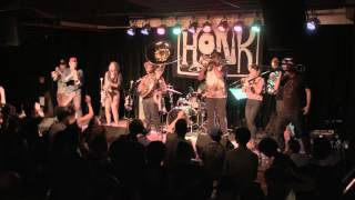 PitchBlak Brass Band - War (Hypnotic Brass Ensemble Cover)