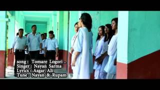 TUMARE LOGORI //New Assamese Song 2017 // By NAYAN SARMA.