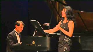 Angela Gheorghiu - Stephanescu: Mandrulita de la munte - recital in Los Angeles, March 2013
