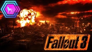 INSIDE MEGATON DURING NUKE! | Fallout 3 |