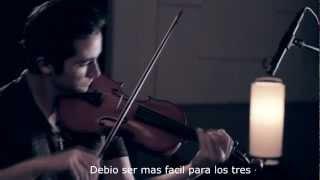 Glycerine - Bush / Gavin Rossdale - Boyce Avenue cover (Sub.Español)