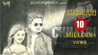 RAJU PUNJABI - CHHATRI (Official Video) Anjali Raghav | VR BROS | Latest Haryanvi Songs 2018