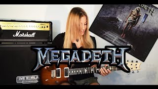 Megadeth - Symphony Of Destruction - Guitar Solo