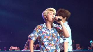 [Kcon LA 2016] BTS - Young Forever, Fire, Save Me, Cypher Pt3, Dope width=