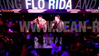 JEAN-ROCH FEATURING FLO RIDA 'I'M ALRIGHT' LIVE AT VIP ROOM ST-TROPEZ