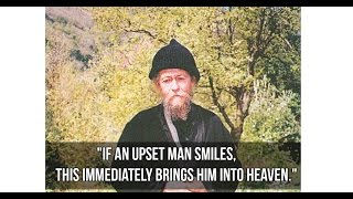"Elder Gabriel of Mount Athos: ""Smile when you are upset"""