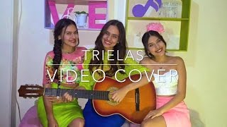 No me llames - Sebastian Yatra Ft. Alkilados / TRIELAS [VIDEO COVER]