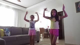 Dançando Just dance ROCKBAY