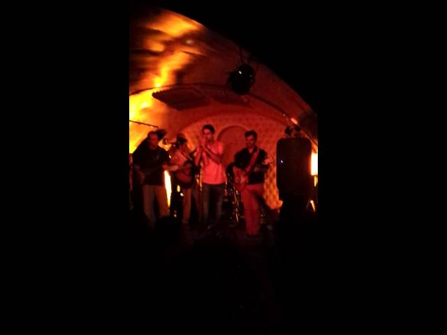 Vídeo de un concierto en El Perro de la Parte de Atrás del Coche.