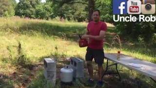 Uncle Rob's Explosive Life Hack Compilation