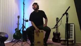 DJ Snake Lil Jon - Turn Down For What - Mike Mercy Cajon Cover