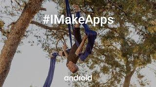 #IMakeApps | Manel Alcaide | Acrobat | Visualfy | Spain