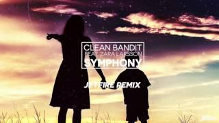 Clean Bandit ft Zara Larsson - Symphony (JETFIRE RMX)