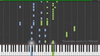 원피스(One Piece) 20기 오프닝OP - Hope 피아노(Piano Synthesia)