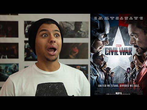 Captain America: Civil War - Movie Review | مراجعة فيلم Civil War