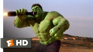Hulk (2003) - He's Got My Missile Scene (9/10) | Movieclips