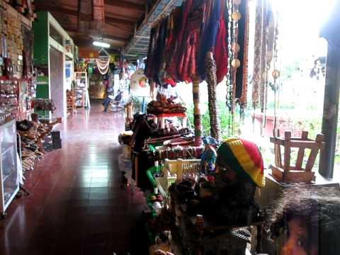 Der Indiomarkt von Masaya in Nicaragua