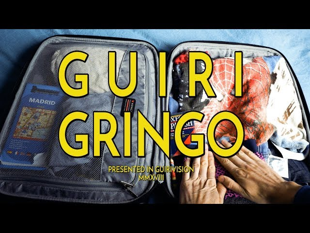 Guiri Gringo, el primer tema que se desprende de Real of The Unreal.