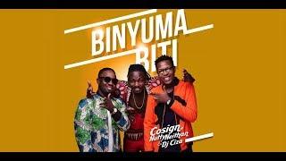 Binyuma Biti  By Nutty Neithan Ft Cosign & Dj Ciza New Audio    New Ugandan Music 2018