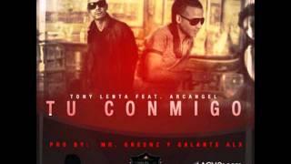 Tony Lenta Ft. Arcangel - Tu Conmigo (Prod. Mr. Greenz, ALX & Live Music)(Oficial)